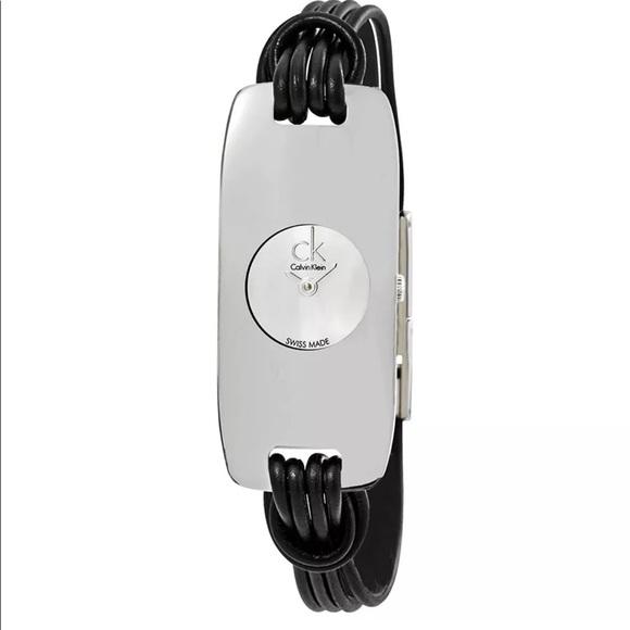 Calvin Klein Accessories - Calvin Klein women's watch connect silver